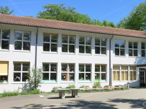 Kindergarten Balgrist, D. Caminada, Zürich