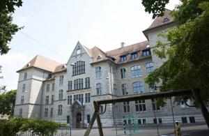 Kindergarten Hohl 3, A. Leudolph, Zürich