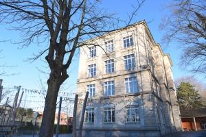 4. Klasse E. Meili und Y. Scherrer, Schulhaus Kartaus, Zürich