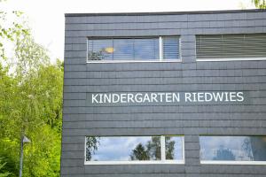 Kindergarten Riedwies 3, B. Hool, Uetikon a. See