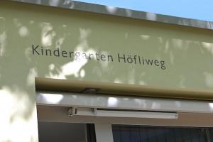 Kindergarten Höfli B.Ammann Zürich