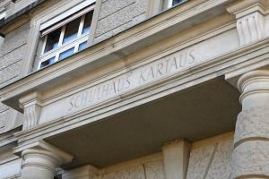 6. Klasse R. Wehrli und J. Hoffmann, Schulhaus Kartaus, Zürich