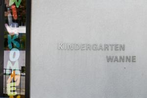 Kindergarten Wanne I und II, Erlenbach