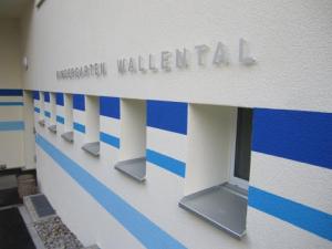 Kindergarten Wallental, G. Peterhans, Erlenbach
