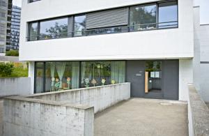Kindergarten Birmensdorferstrasse, M. Hofmann, Zürich